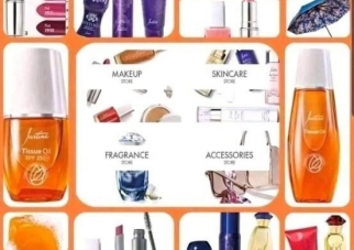 Justine Beauty Products