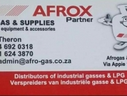 Afrogas and Supplies Afrox Partner