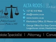 Alta Roos Trust & Deceased Estates