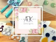 ADK Designs - Handmade Earrings